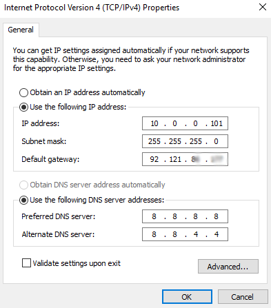 Proxmox Kimsufi one I P  number networking setup - VPS Projects